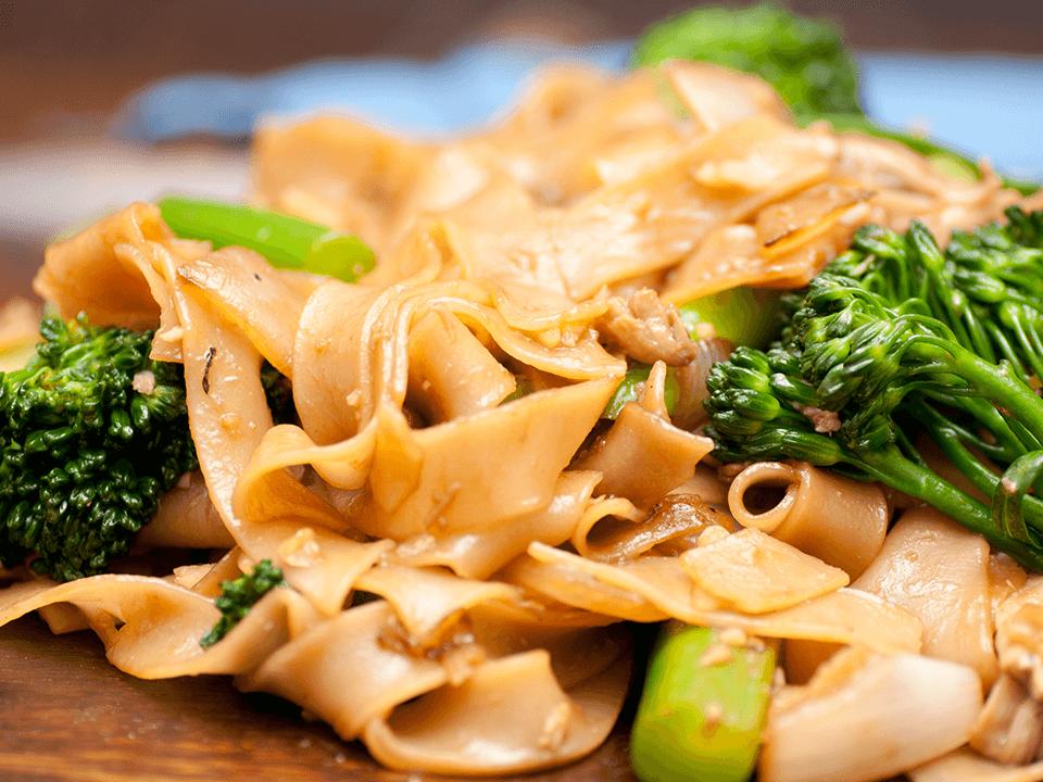 Healthiest Thai Food At Restaurant